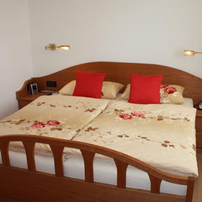 Schlafzimmermöbel der Schreinerei Plaschke München